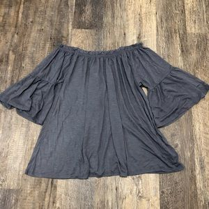 Lane Bryant Off the Shoulder Top - NWT